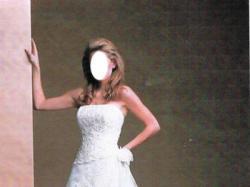 Suknia ślubna z kolekcji ALLIE RENEE- New York
