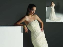 suknia ślubna z kolekcji amerykańskiej firmy SWEETHEART, model 5832