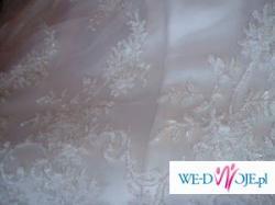 Suknia ślubna z kolekcji Demetrios 2007