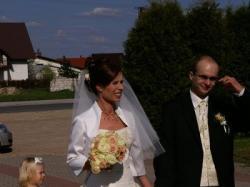 suknia ślubna z kolekcji Demetrios 2008 model 887