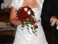 Suknia Ślubna z kolekcji Gold Collection 2011