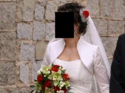 suknia ślubna z kolekcji Hermes