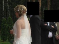 suknia ślubna z kolekcji MODECA -model M95713.