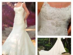 suknia ślubna z kolekcji Mon Cheri