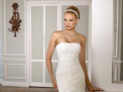 Suknia ślubna z kolekcji Mori Lee