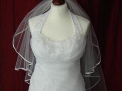 suknia ślubna z kolekcji MS Moda