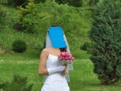 Suknia ślubna z kolekcji Papa Michel 34/36