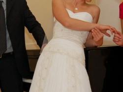 Suknia ślubna z kolekcji Papilio 2009-jak nowa!