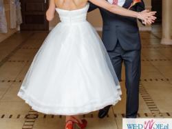 suknia ślubna z kolekcji Pronuptia