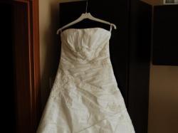 Suknia ślubna z kolekcji SARAH, roz. 36-38