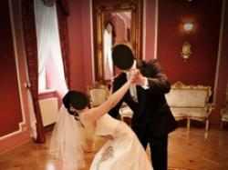Suknia ślubna z kolekcji Sincerity 2010