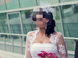Suknia ślubna z kolekcji Sincerity Bridal 3704, model 2013