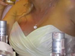Suknia ślubna z kolekcji Splendor Funny 2012r.
