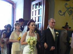 suknia ślubna z kolekcji Sweetheart