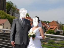 Suknia ślubna z kolekcji SWEETHEART MODEL 5884