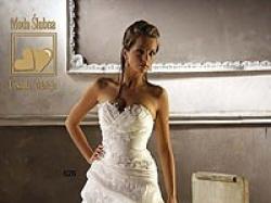 Suknia slubna z kolekcji Urszula Mateja model 626