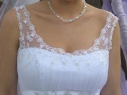 Suknia ślubna z kolekcji WINGS