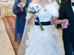 Suknia Ślubna z Madonny