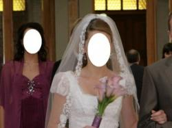 suknia ślubna z małym trenem - Baslamo - ST. PATRICK - Toruń