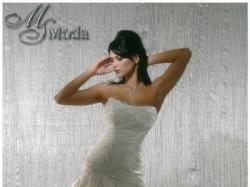 Suknia ślubna z nowej kolekcji Ms Moda
