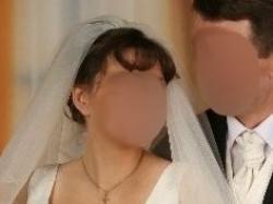 """Suknia ślubna z """"Paryżanki"""""""
