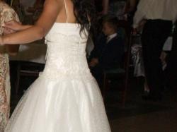 Suknia ślubna z Paryżanki roz36 Kielce INNA NIŻ WSZYSTKIE