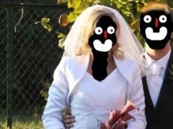 suknia ślubna z rękawkiem