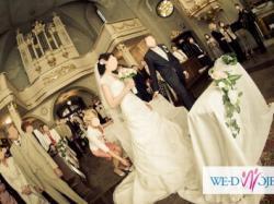 *Suknia ślubna z renomowanego Salonu Annais*2011*34-36*