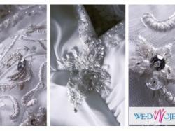 Suknia ślubna z salonu David's Bridal