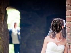 Suknia ślubna z salonu Elizabeth Passion, roz. 34