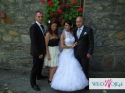 Suknia ślubna z salonu Emmi Mariage