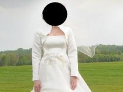 Suknia ślubna z salonu Eva Sass