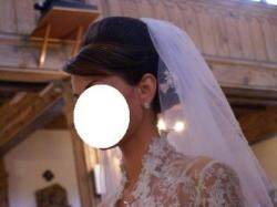 Suknia ślubna z salonu FARAGE model Sandy