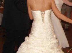 suknia ślubna z salonu Farage w Gdyni model Malibu