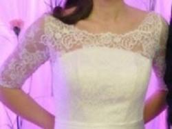 suknia ślubna z salonu Fulara & Żywczyk, Dominique