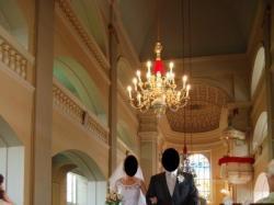 Suknia ślubna z salonu Gracja w Krakowie