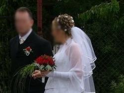 Suknia ślubna z Salonu Karina Jastrzębie