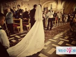 Suknia ślubna z salonu Madonna, Atelier Diagonal 1827