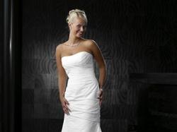 Suknia ślubna z salonu madonna Tres Chic