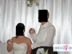 Suknia ślubna z salonu Madonna z Gdyni