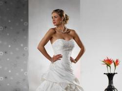 Suknia Ślubna z Salonu Madonny!Tres Chic model AQ009 roz.38/168