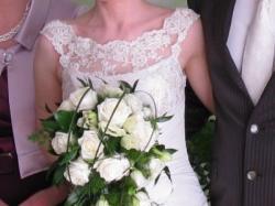 Suknia ślubna z salonu Margarett - model Palazzo
