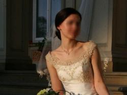 Suknia ślubna z salonu Nabla rozmiar 36 Kraków