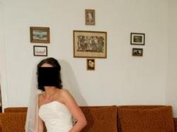 Suknia ślubna z salonu Susan Labo rozmiar 36/38