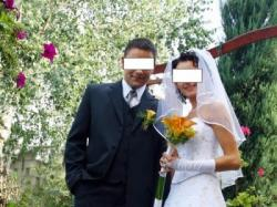 Suknia ślubna z salonu Visual Chris w Poznaniu 1100pln