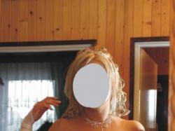 suknia  slubna z trenem 650 zł
