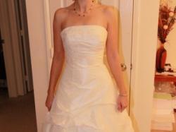 Suknia Ślubna z USA  MonAmie