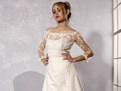 Suknia ślubna z warszawskiego salonu Juliette model Odessa