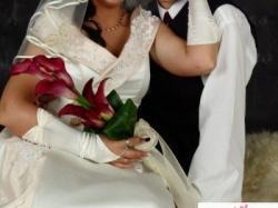 Suknia ślubna za małą kasę