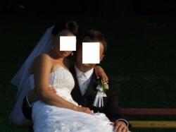 Suknia ślubna zaprojektowana w studio projektowania i stylizacji mody KOMA